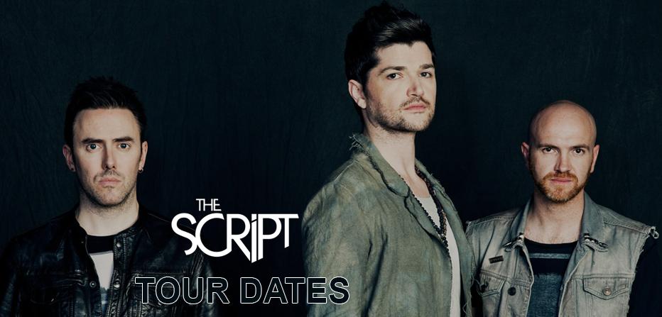 The Script Tour 2019 – 2020